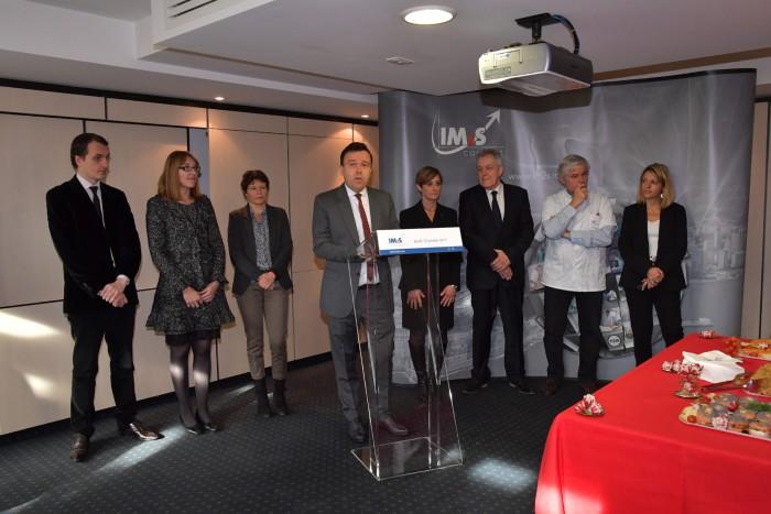 Институт спортивной медицины Монако (IM2S)