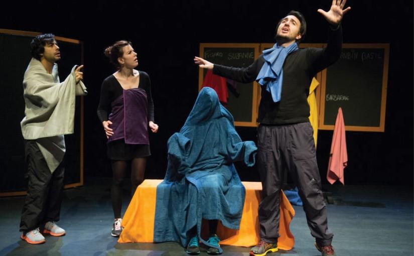 Спектакль-опера для детей «Фигаро Ох!»