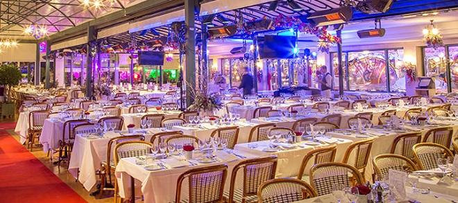 Ужин и концерт в честь Старого Нового года
