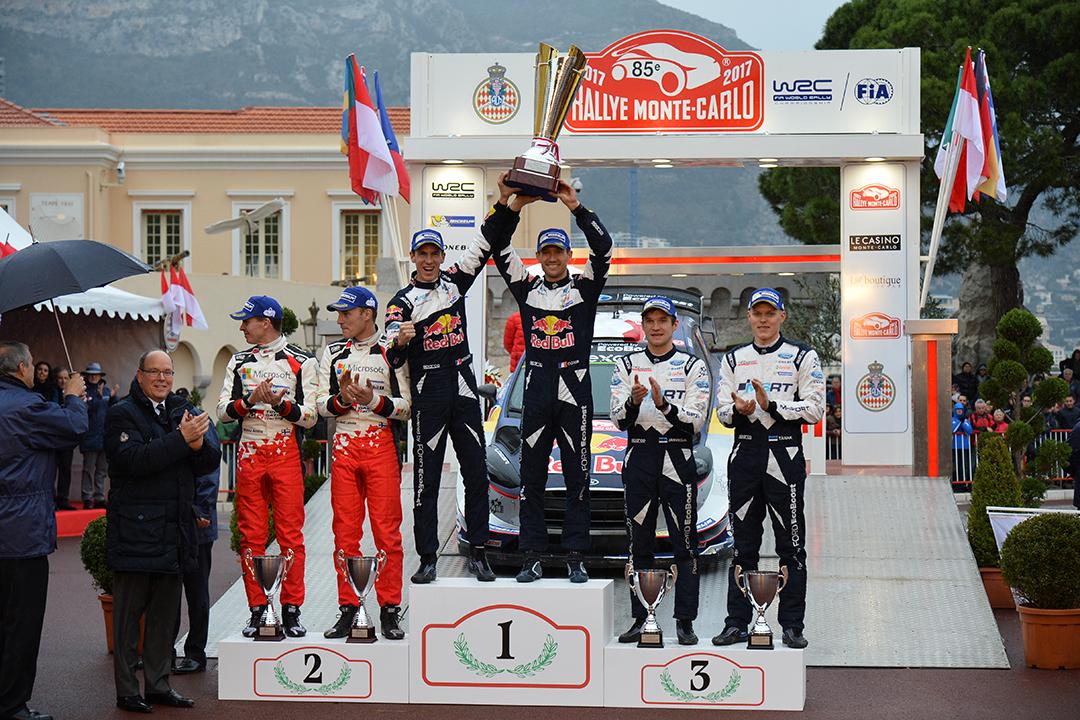 Победители Ралли Монте-Карло