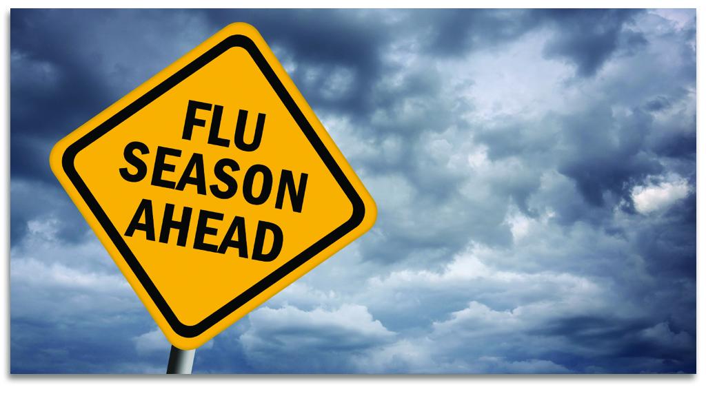 Сезон гриппа