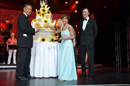 Благотворительный вечер Amitiés sans frontièrs собрал 60 000 евро