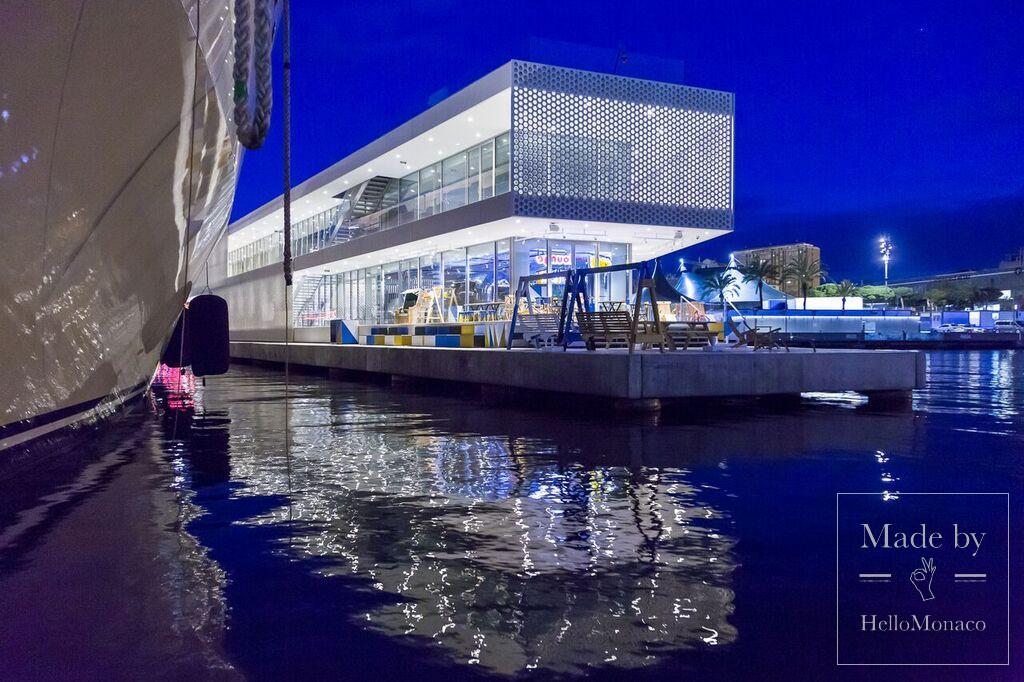 В порту Барселоны продано 160-метровое место для швартовки