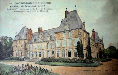 Замок Марше / Chateau Marchais