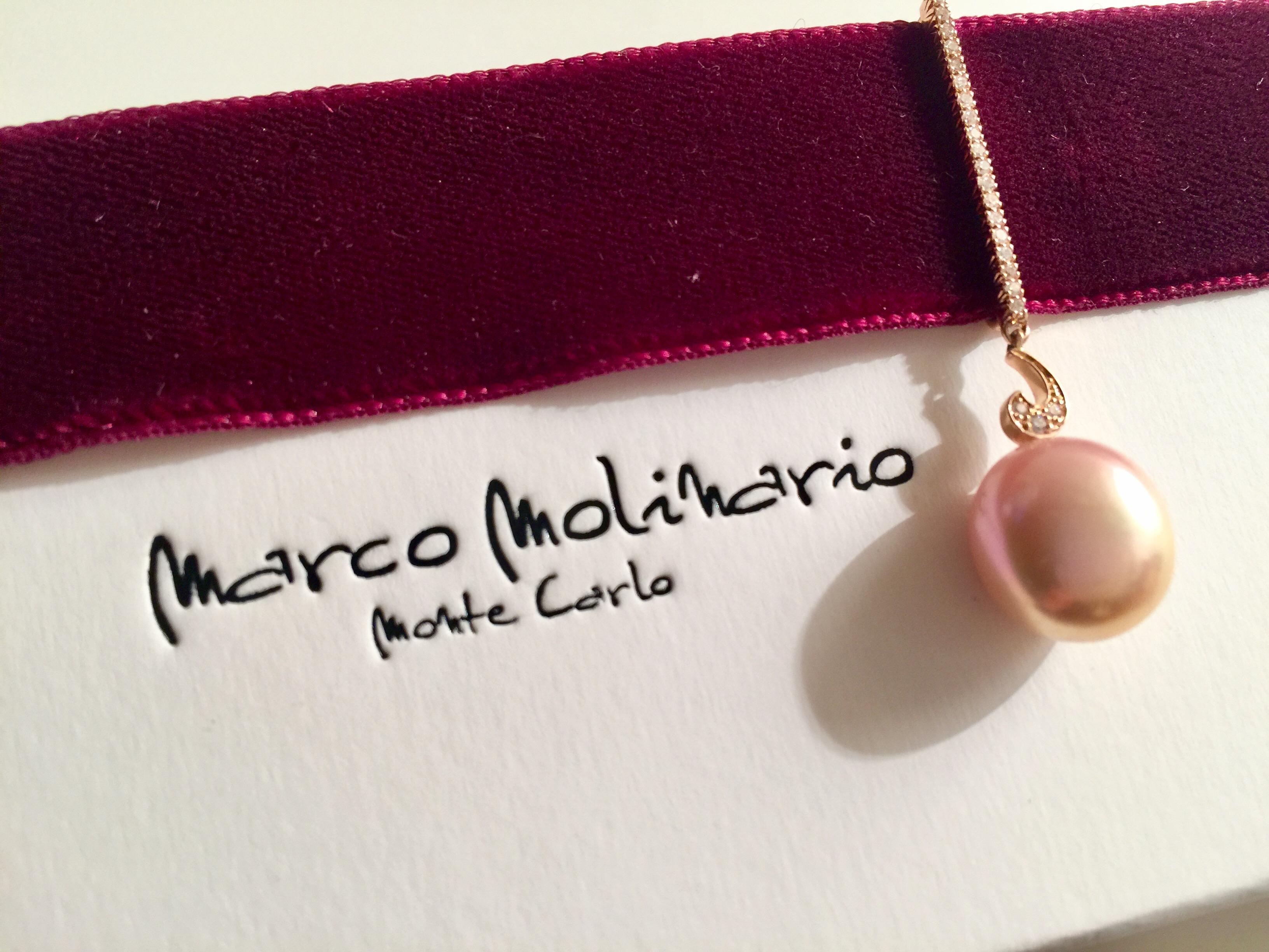 Чокер от Marco Molinario Monte Carlo
