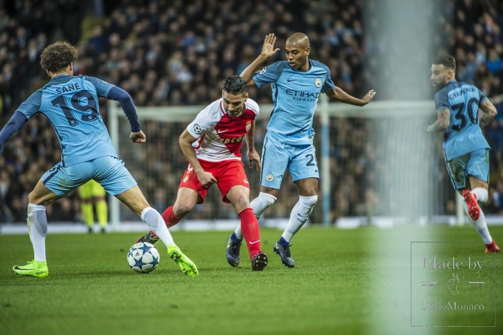 «Монако» - «Манчестер Сити»