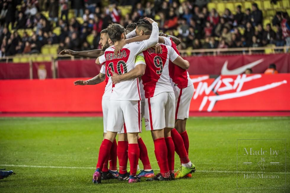 AS Monaco - Метц