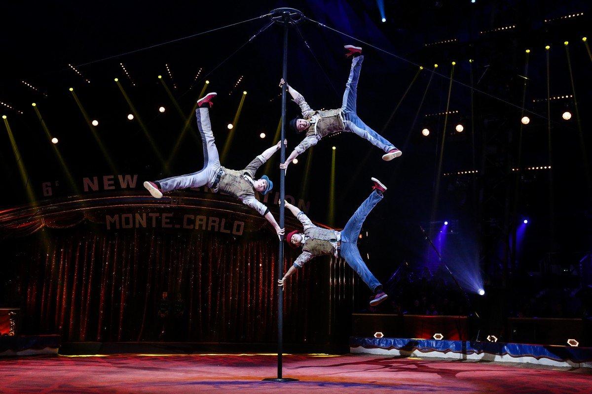 Молодежный цирковой фестиваль «Новое поколение» (New Generation).