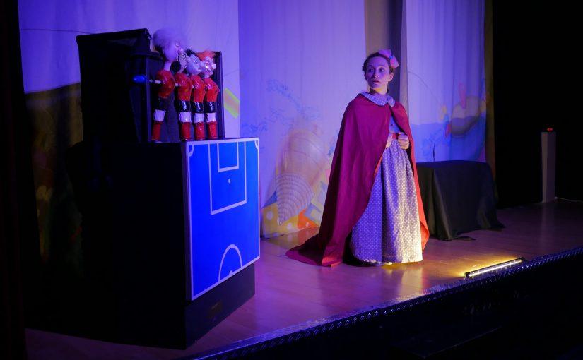 Детский спектакль «По твоему желанию» в Театре Муз