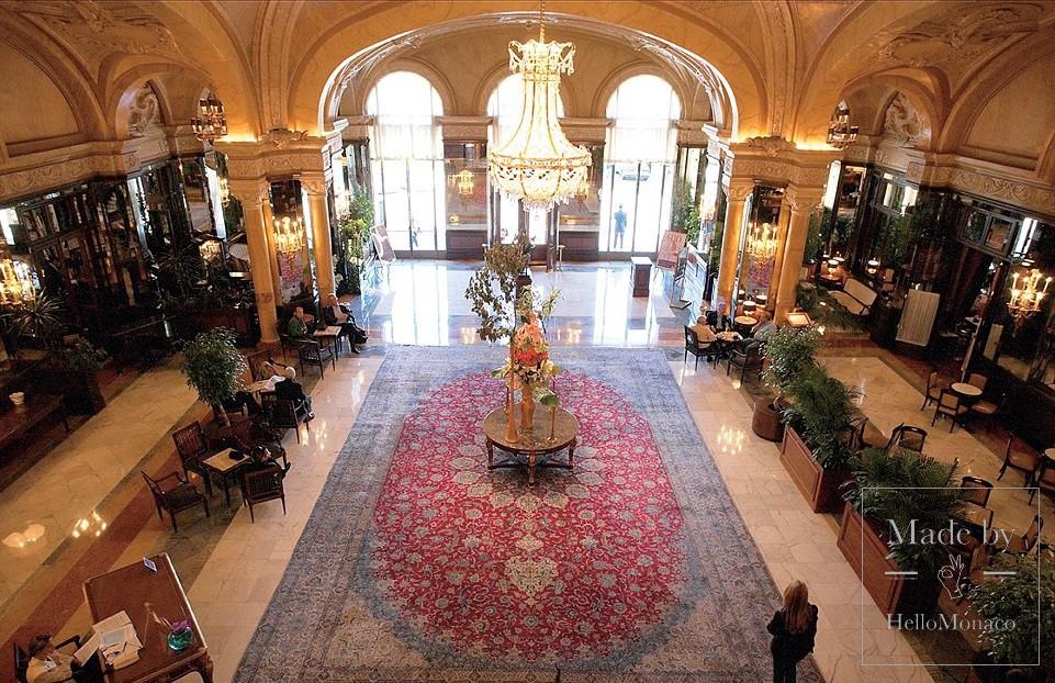 """Отель де Пари: вторая жизнь """"легенды"""" Монте-Карло. Hotel de Paris"""