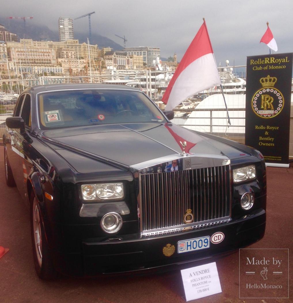 Rolls-Royce и Bentley на SIAM-2017