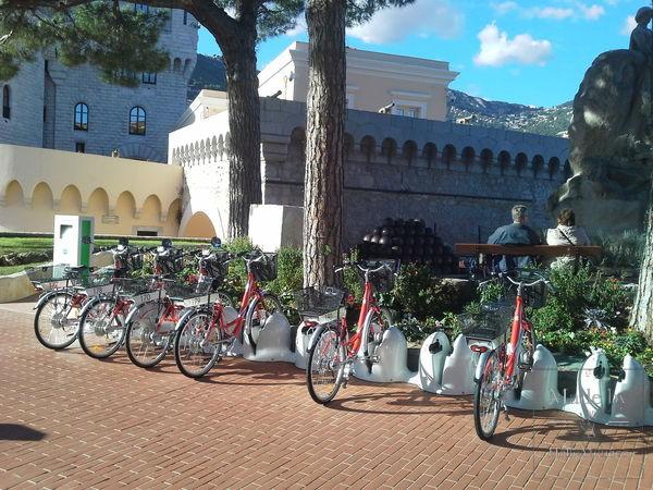 Электровелосипеды в Монако