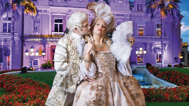 Венецианский карнавал Монте-Карло