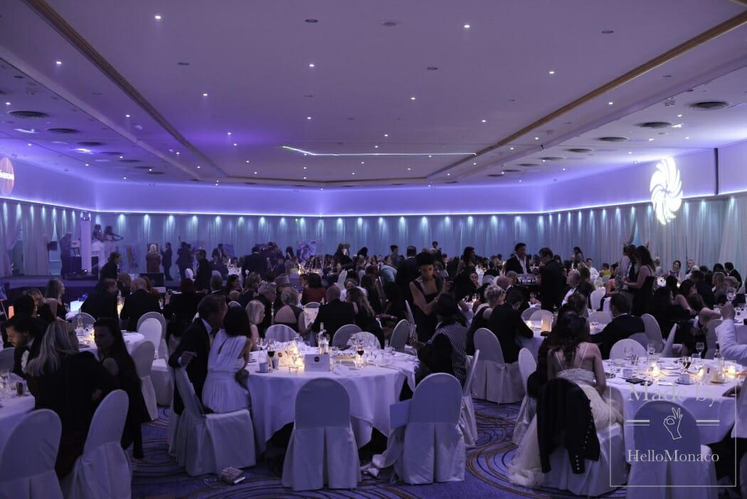 Luxury lifestyle Gala dinner Club Vivanova 2017