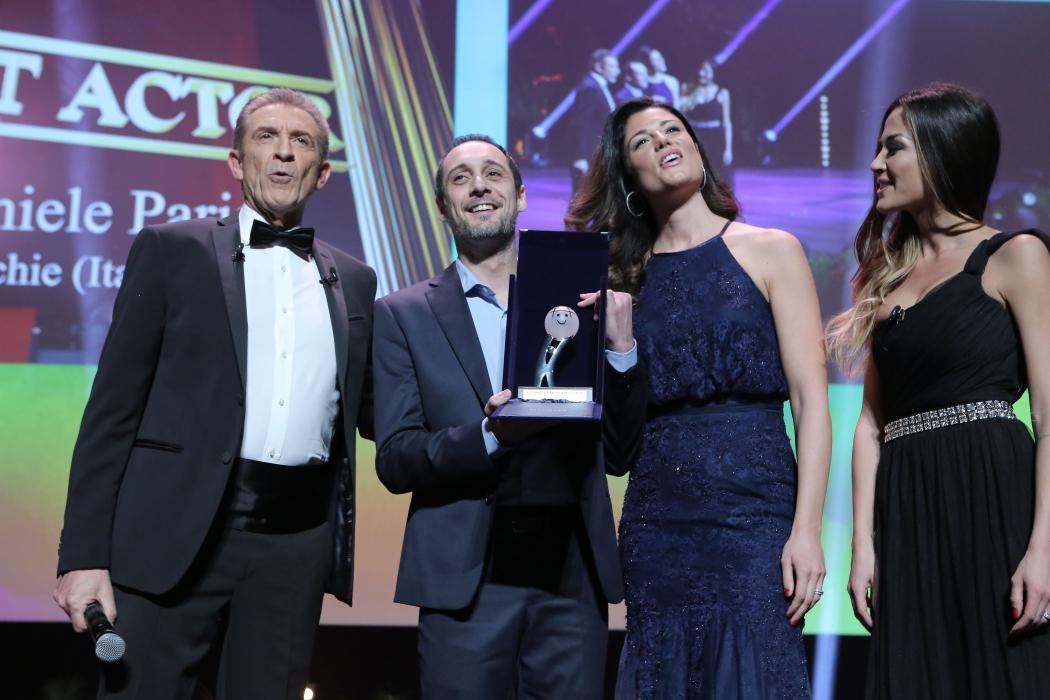 Победители 14-го Фестиваля комедии Монте-Карло