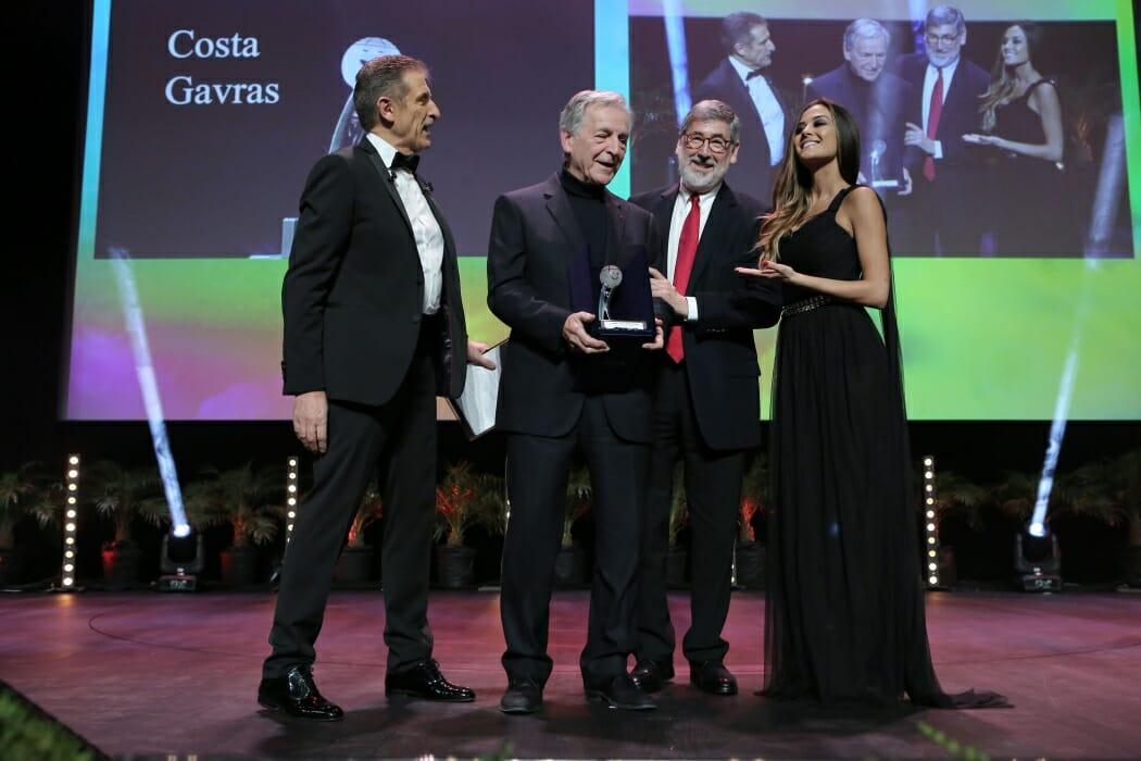 Коста Гаврас на Фестивале комедии Монте-Карло