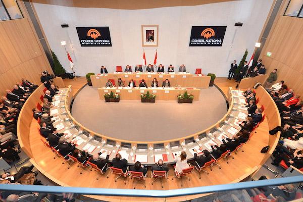 Национальный совет Монако