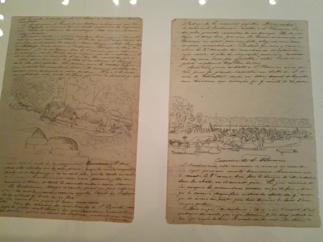 выставка Эркюля Флоранса