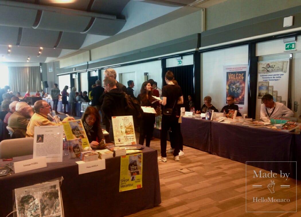 Книжная ярмарка Монако