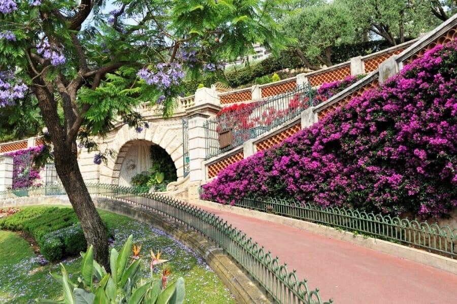 парк принцессы Антуанетты