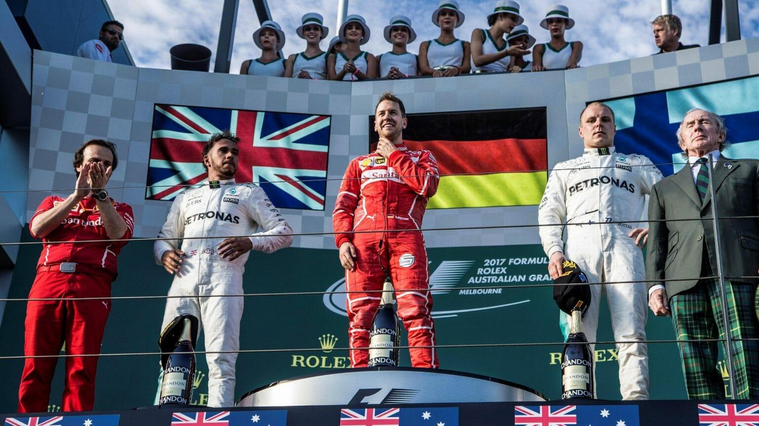 Формула-1: новые правила, новые лидеры