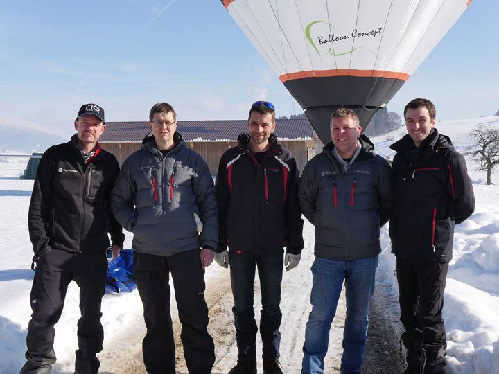Организаторы Balloon Concept Challenge