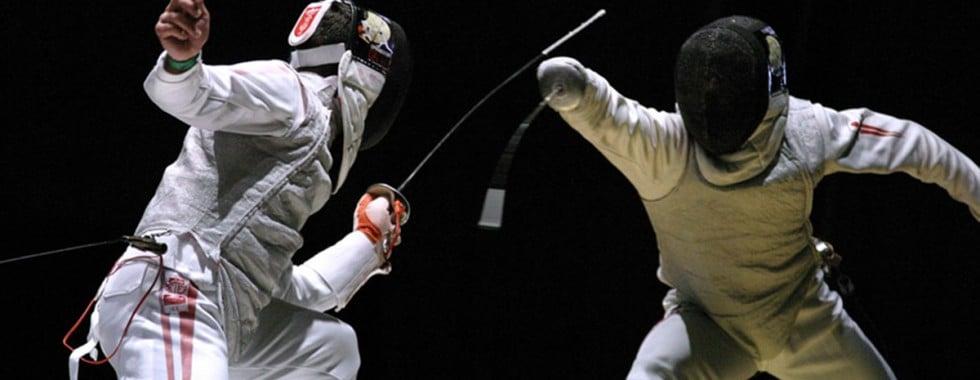 Международный Турнир по фехтованию на шпагах