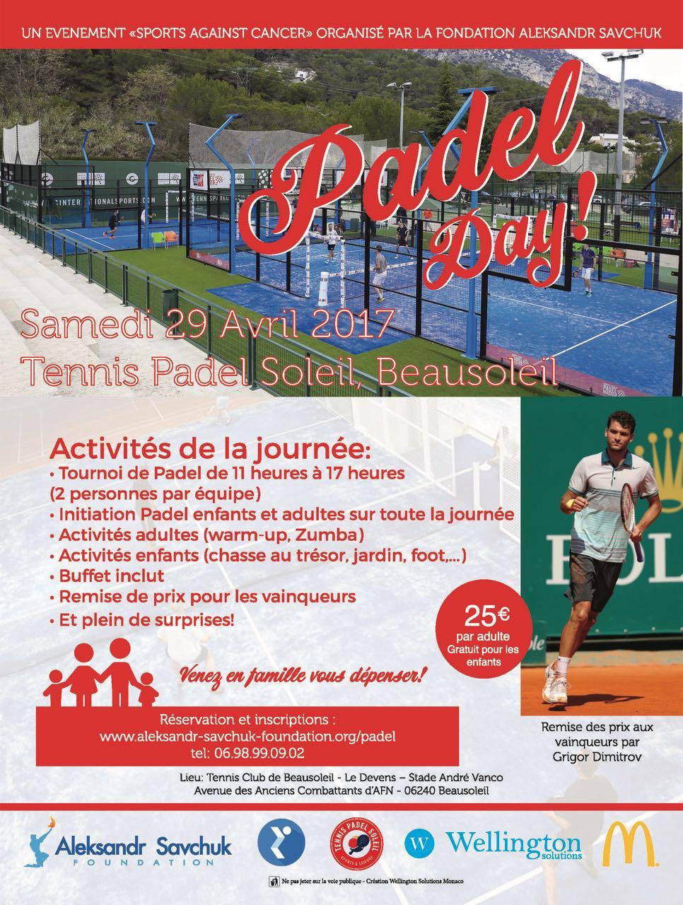 День падел-тенниса в Босолей