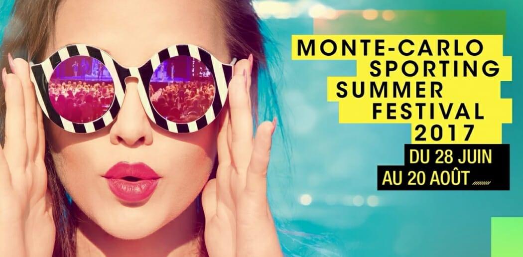 Афиша Monte-Carlo Sporting Summer Festival-2017