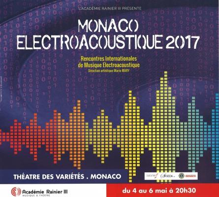 Monaco Electroacoustique-2017