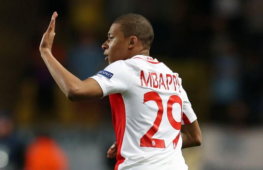 матч «Боруссия»-«Монако»