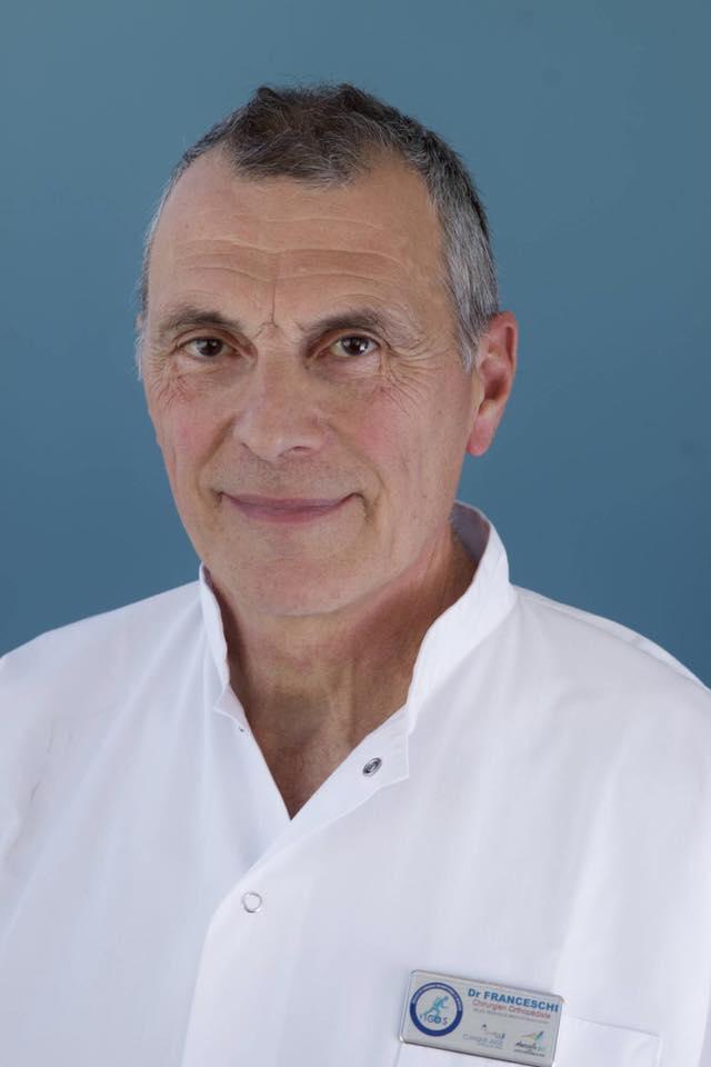 хирург-ортопед Жан-Пьер Франчески