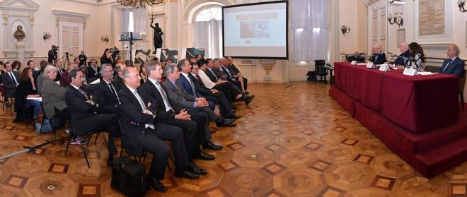 Пресс-конференция о кессонах квартала Портье