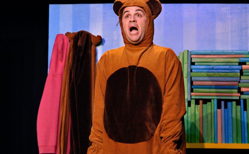Спектакль «Только медведи. Продолжение» в Театре Муз