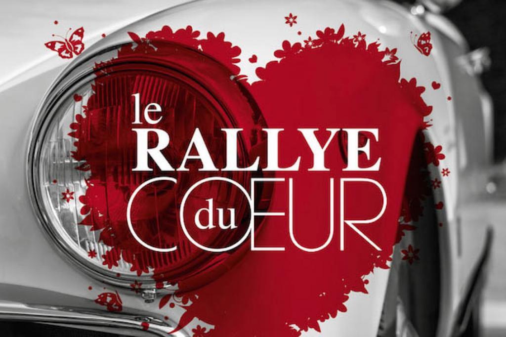 Благотворительная акция Rallye du Cɶur