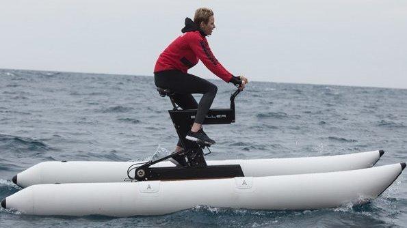 Riviera Water Bike Challenge