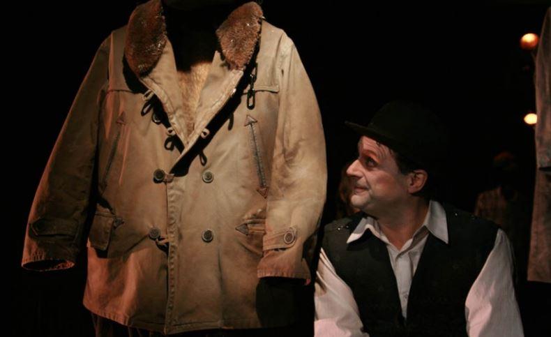 Спектакль «Противостоять, значит существовать» в Театре Муз