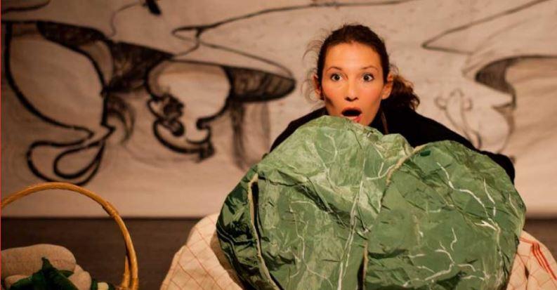 Спектакль «Цветной суп» для самых маленьких зрителей в Театре Муз