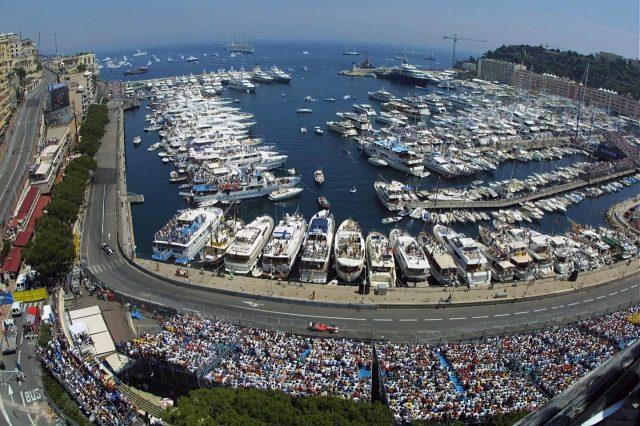 трасса Монако