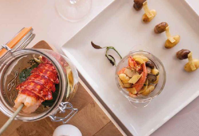 10 звездных ресторанов Монако: Le Vistamar