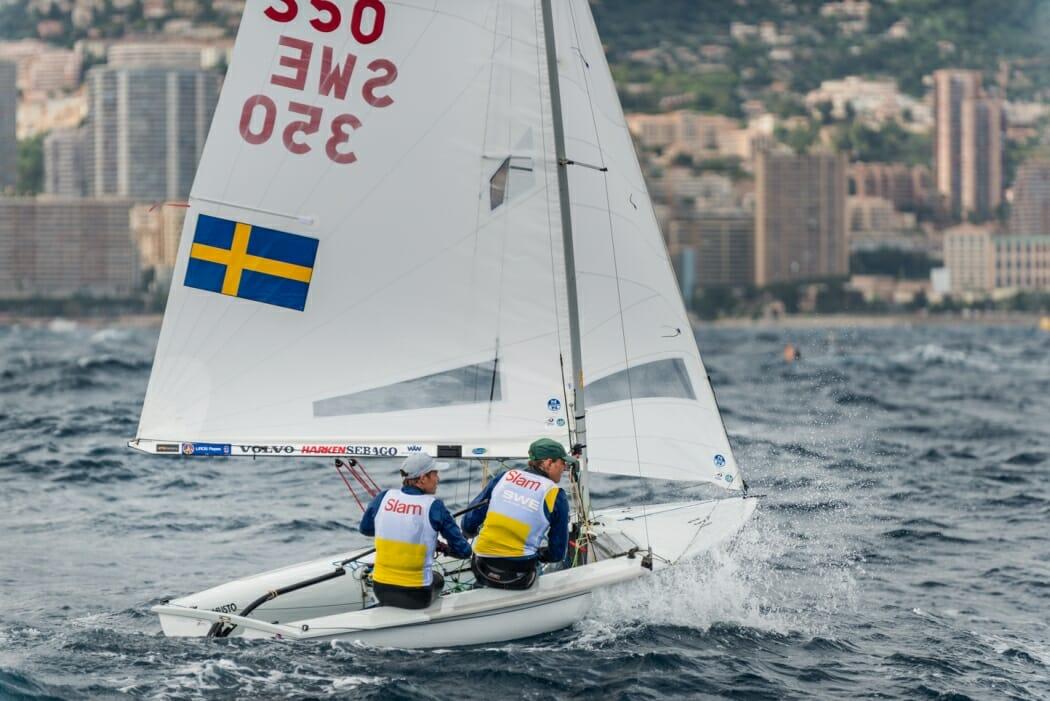 Европейский чемпионат по парусному спорту 470