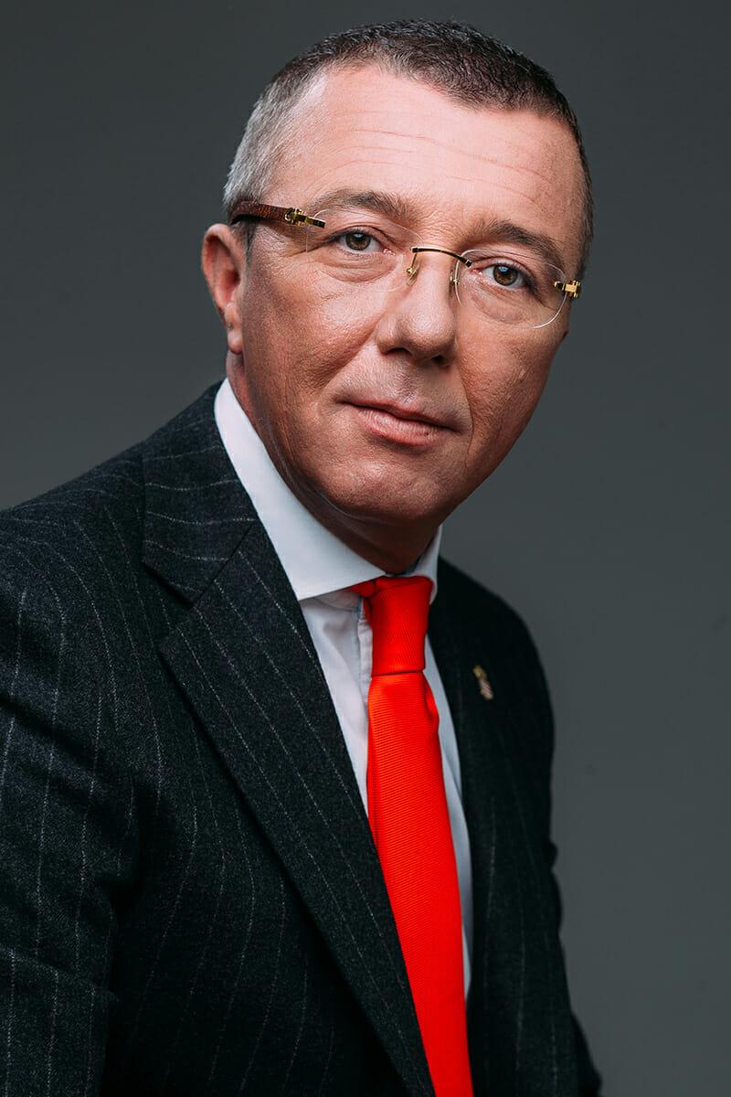 Андрей Белый, генеральный директор организации Electric Marathon International