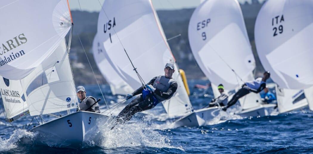 Чемпионат Европы 470 Sailing