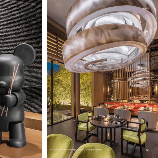 10 звездных ресторанов: Yoshi