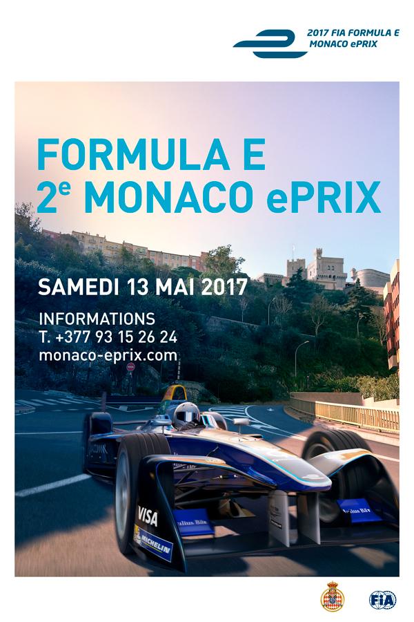 Гонка E-Prix в Княжестве Монако