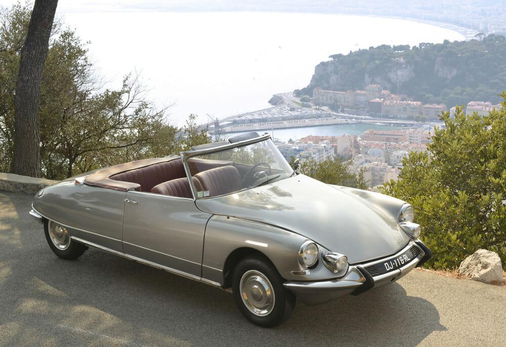 Rallye du coeur: ретромобили на прокат в самом сердце Монако