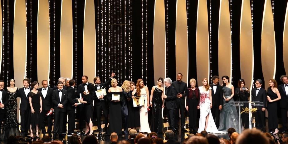 Победители 70-го Каннского кинофестиваля