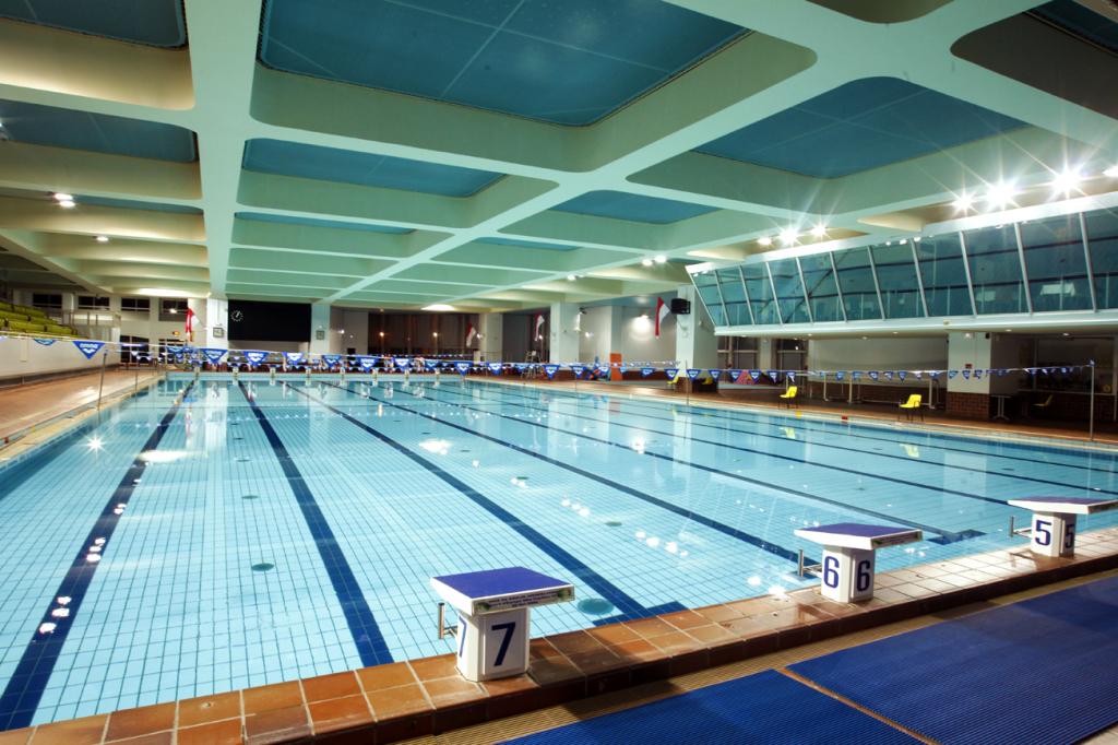 Международная встреча по вопросам плавания в Олимпийском бассейне им. Альбера II