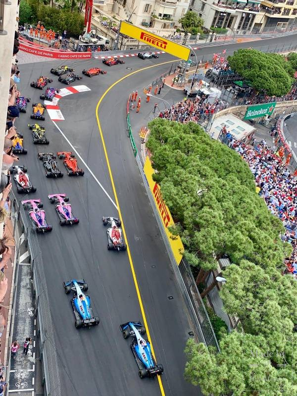 Гран-при Монако: история знаменитой трассы