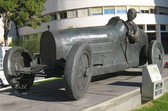 Уильям Грувер - победитель Гра при Монако 1929